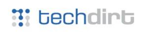 Techdirt logo